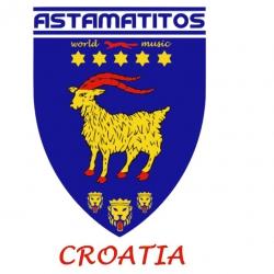 """Astamatitos T-Shirt """"CROATIA"""" MEN"""