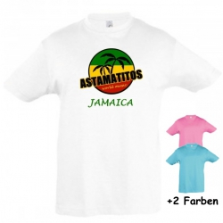 "Astamatitos T-Shirt ""JAMAICA"" KIDS"
