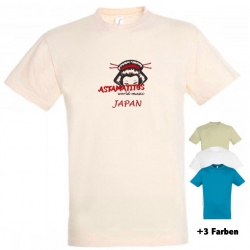 "Astamatitos T-Shirt ""JAPAN"" MEN"