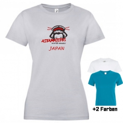 "Astamatitos T-Shirt ""JAPAN"" Women"
