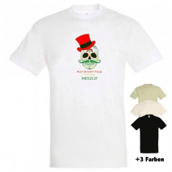 "Astamatitos T-Shirt ""MEXICO"" MEN"