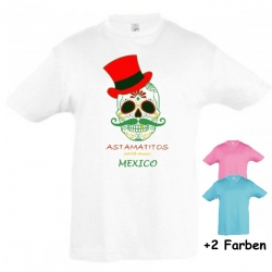 "Astamatitos T-Shirt ""MEXICO"" KIDS"