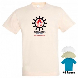 "Astamatitos T-Shirt ""NETHERLANDS"" MEN"