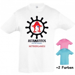 "Astamatitos T-Shirt ""NETHERLANDS"" KIDS"