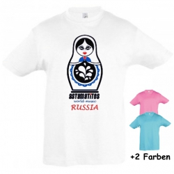 "Astamatitos T-Shirt ""RUSSIA"" KIDS"