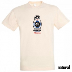 "Astamatitos T-Shirt ""RUSSIA"" MEN"