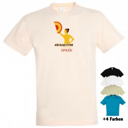 "Astamatitos T-Shirt ""SPAIN"" MEN"