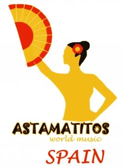"""Astamatitos T-Shirt """"SPAIN"""" Women"""