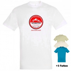 "Astamatitos T-Shirt ""SWITZERLAND"" MEN"