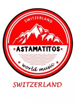 """Astamatitos Hoodie """"SWITZERLAND"""" Unisex"""