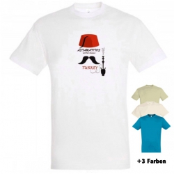 "Astamatitos T-Shirt ""TURKEY"" MEN"