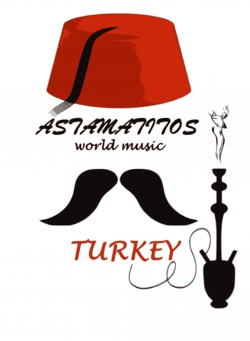 "Astamatitos T-Shirt ""TURKEY"" KIDS"