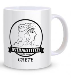 """Astamatitos Tasse """"CRETE MINOAN"""""""