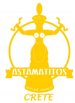 "Astamatitos T-Shirt ""CRETE MINOAN SNAKE"" KIDS"