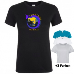 "Astamatitos T-Shirt ""AUSTRALIA"" Women"