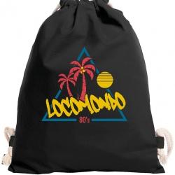 "Locomondo Gymbag ""80s"""