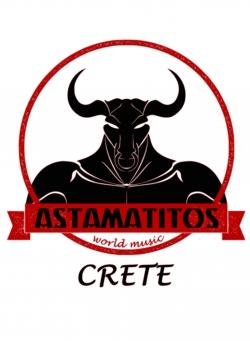"Astamatitos Hoodie ""CRETE MINOTAVROS"" Unisex"