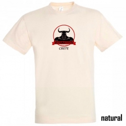 """Astamatitos T-Shirt """"CRETE MINOTAVROS"""" MEN"""