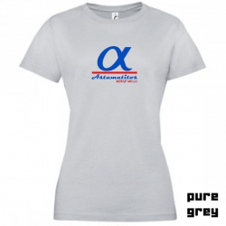 "Astamatitos T-Shirt ""ALPHA"" Women"