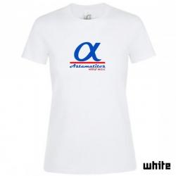"""Astamatitos T-Shirt """"ALPHA"""" Women"""