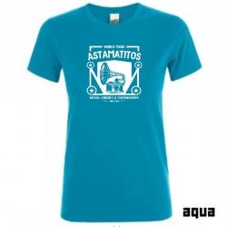 """Astamatitos T-Shirt """"GRAMMOPHON"""" Women"""