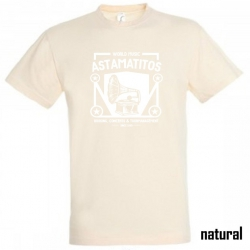 "Astamatitos T-Shirt ""GRAMMOPHON"" MEN"