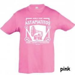 """Astamatitos T-Shirt """"GRAMMOPHON"""" KIDS"""