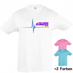 "Astamatitos T-Shirt ""MUSIC WAVE"" KIDS"