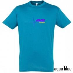 "Astamatitos T-Shirt ""MUSIC WAVE"" MEN"