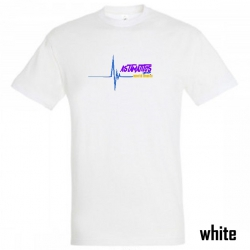 "Astamatitos T-Shirt ""MUSIC WAVE"" MEN"