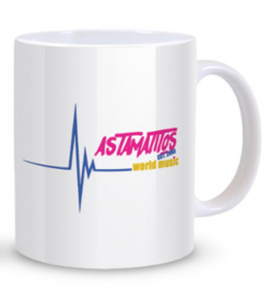 "Astamatitos Tasse ""MUSIC WAVE"""