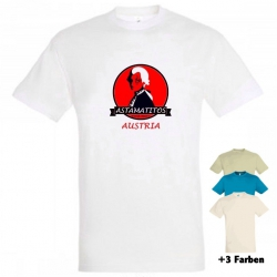 "Astamatitos T-Shirt ""AUSTRIA"" MEN"