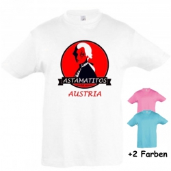 "Astamatitos T-Shirt ""AUSTRIA"" KIDS"