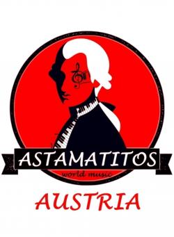 "Astamatitos Hoodie ""AUSTRIA"" Unisex"