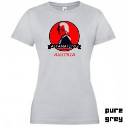 "Astamatitos T-Shirt ""AUSTRIA"" Women"