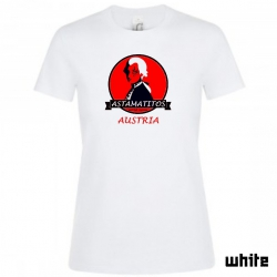 "Astamatitos T-Shirt ""AUSTRIA"" Women"