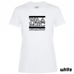 """Astamatitos T-Shirt """"RUN GREEK STYLE"""" Women"""