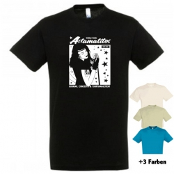 "Astamatitos T-Shirt ""SINGER"" MEN"