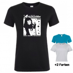 "Astamatitos T-Shirt ""SINGER"" Women"