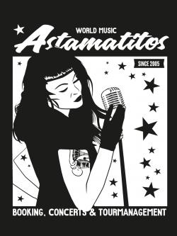 """Astamatitos T-Shirt """"SINGER"""" Women"""