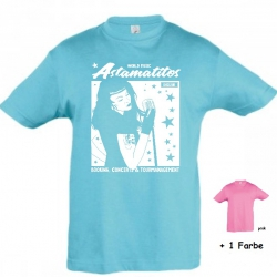 "Astamatitos T-Shirt ""SINGER"" KIDS"