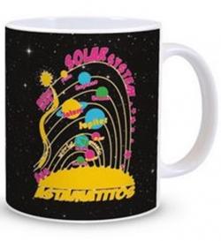 """Astamatitos Tasse """"SOLAR SYSTEM"""""""