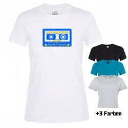 "Astamatitos T-Shirt ""TAPE"" Women"