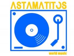 """Astamatitos Hoodie """"TURNTABLE"""" Unisex"""