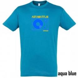 "Astamatitos T-Shirt ""TURNTABLE"" MEN"