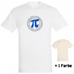 "Astamatitos T-Shirt ""Π"" PI 3,14 MEN"