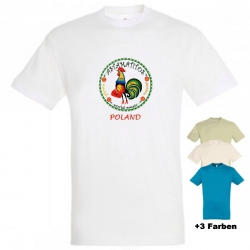 "Astamatitos T-Shirt ""POLAND"" MEN"