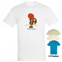 "Astamatitos T-Shirt ""PORTUGAL"" MEN"
