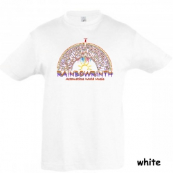 "Astamatitos T-Shirt  ""RAINBOWRINTH"" KIDS"