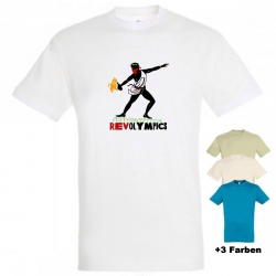 "Astamatitos T-Shirt ""REVOLYMPICS"" MEN"